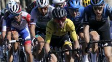 Wout Van Aert takes stage-seven victory as Adam Yates holds onto yellow jersey