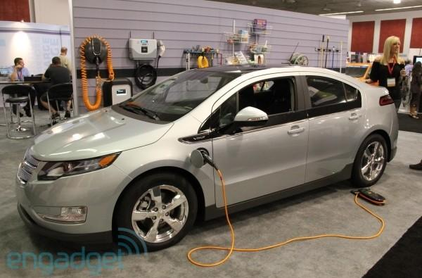 General Motors upping Chevy Volt production by 50 percent in 2011