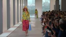Michael Kors aims to spark romance for the spring
