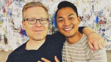 Star Trek: Discovery's Anthony Rapp Is Engaged to Boyfriend Ken Ithiphol: 'I Am So Very Happy'