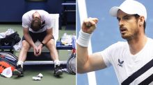 'Champions are special': Andy Murray's US Open feat sends fans bonkers