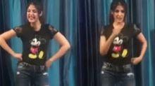 Rhea chakraborty Throwback dance goes viral