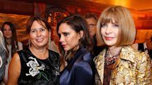 Anna Wintour and Alexandra Shulman Cosy Up to Launch £695 Vogue Book