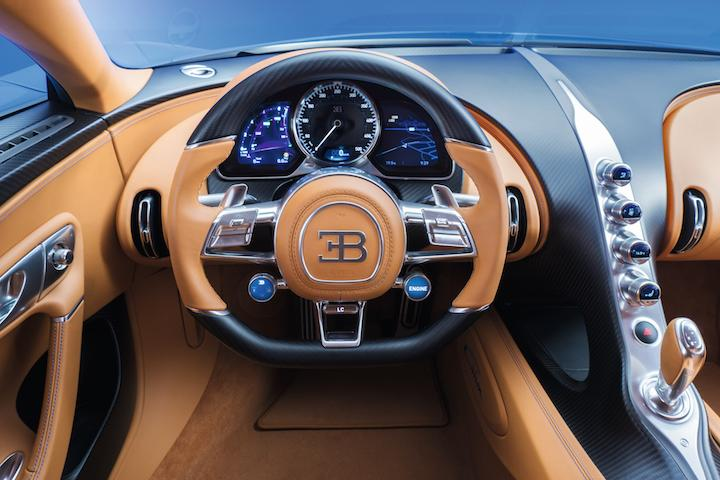 Take a 360-Degree Video Tour of the Bugatti Chiron's Ont Interior Bugatti Chiron Gold Price In India on bugatti type 35 price, bugatti atlantic price, 2009 bugatti veyron price,
