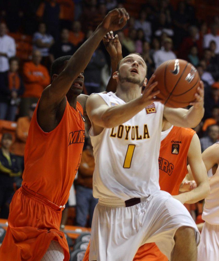 UTEP downs NAIA Loyola (N.O.) 84-49