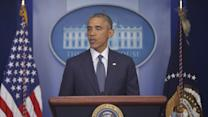 Obama on Afghanistan, Iran Nukes, Israel and Hamas