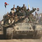 Iraqi forces close in on IS-held Tal Afar