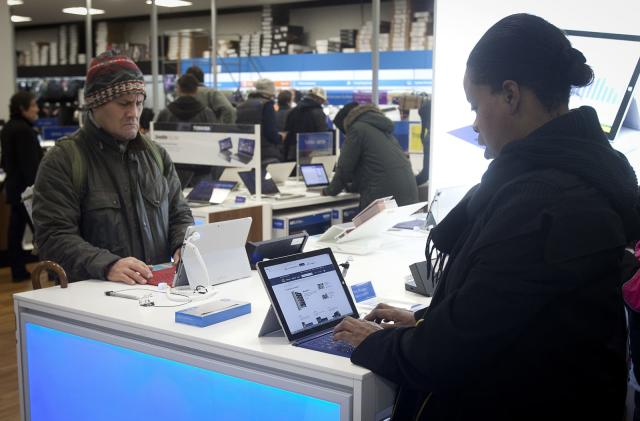Part shortages thwart the PC's sales recovery
