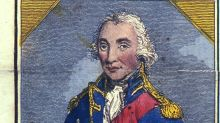 Three locks of Lord Nelson's hair fetch more than £5,000 at auction