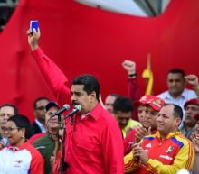 Maduro, opponents trade 'coup' charges in Venezuela crisis