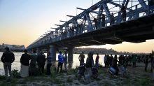 Se hunde ferry en el río Tigris y mueren casi 100 personas