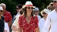 Pippa Middleton confirms pregnancy after months of speculation