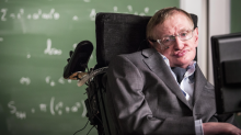 The remarkable life of Stephen Hawking: A brief history of his time