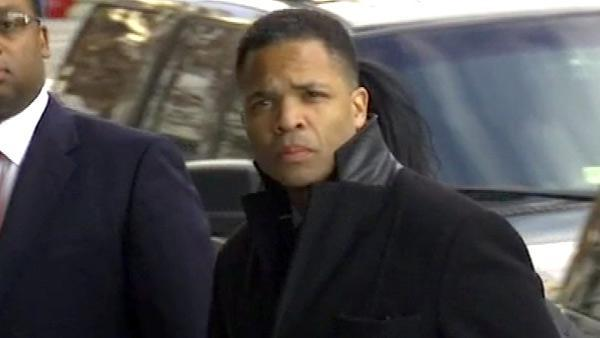 Feds recommend 4 years in prison for Jesse Jackson Jr.