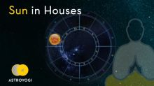 Impact of the Sun in different Houses