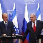 Israel will do 'everything' to stop Iran going nuclear: Netanyahu