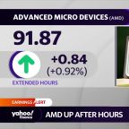 AMD reports strong Q2 earnings growth