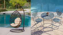 8 gorgeous patio furniture pieces you won't believe are in stock at Walmart