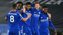 Vardy strikes as Leicester beat West Brom to boost top-four bid