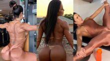 Look ou nude? 5 vezes em que Gracyanne confundiu seus seguidores