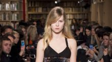 Lottie Moss, Kate's Little Sister, Makes Her Runway Debut