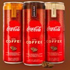 Coca Cola Coffee Is Finally Coming to the U.S.
