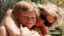 Prince Harry Jokes About 1 of the Last Photos He Took With Princess Diana