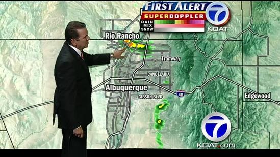 Joe's Weather Forecast