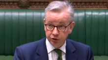 Gove delivers a lorry load of oven-ready Brexit with no ingredients