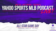 Watch: The Yahoo Sports MLB Podcast Live at the All-Star Game!