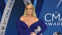 All 11 of Carrie Underwood's stunning CMA looks