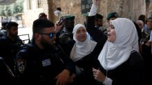 Israel, Palestinians brace for more unrest at holy site