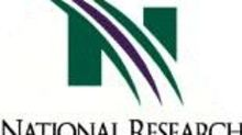 National Research Corporation Announces First Quarter 2021 Results