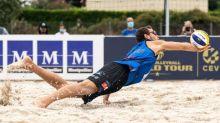 Beach-volley - circuit mondial - Circuit mondial: Quincy Ayé et Arnaud Gauthier-Rat battus en finale du Masters de Montpellier