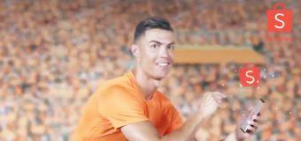 Ronaldo stuns fans with bizarre dance in ad
