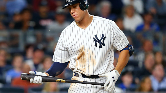 Radio host unleashes epic rant on Yankees fan frustrated with Aaron Judge