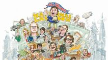 Check Out the 'Animal House'-Style Poster for the New 'National Lampoon' Documentary