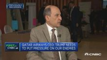 US airlines enjoying record profits should pay their staff more, Qatar Airways CEO says
