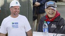 """Garth Brooks praises Jimmy Carter's humanitarian legacy: """"Nobody cares about 'Republican' or 'Democrat' in heaven"""""""