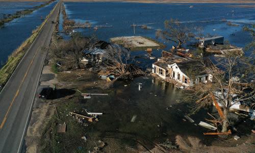 Devastating 2020 Atlantic hurricane season breaks all records