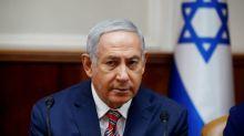 Israel's Netanyahu, Jordan's Abdullah talk regional peace