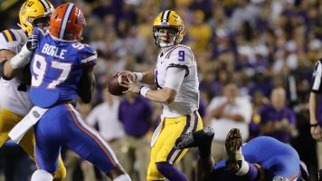 Top Tigers? LSU looks like nation's No. 1