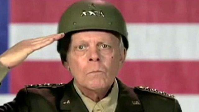$52K 'Patton' parody no laughing matter for VA