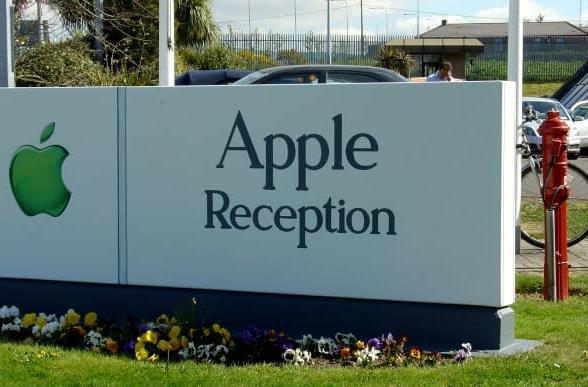 EU says Apple's Irish tax deal is illegal