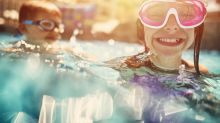 What is 'dry drowning' and what are the signs and symptoms parents need to look out for?