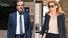 Disgraced ex-Tory MP's wife ends 25-year marriage after sexual assault conviction