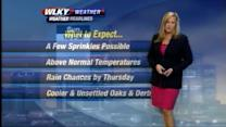 Sunday Night Forecast for April 28th