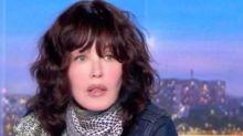 Isabelle Adjani victime d'attaques sur les réseaux sociaux après son interview dans le JT de TF1