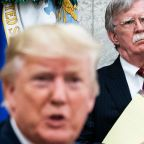 Donald Trump Reportedly Hoped COVID-19 Would Take Out John Bolton