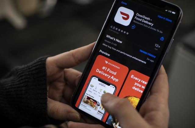 DoorDash will temporarily reduce or waive its commission fees